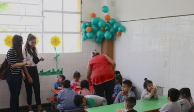 Volunteer at Community Center in Jujuy