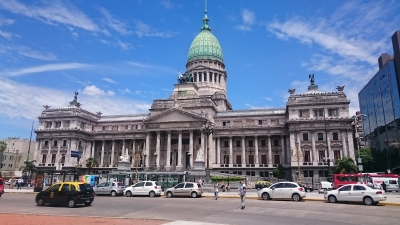 Neighborhoods of Buenos Aires: Congreso
