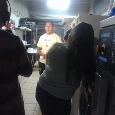 Voluntario Global's Laundry Project Broadcasted Nationwide!