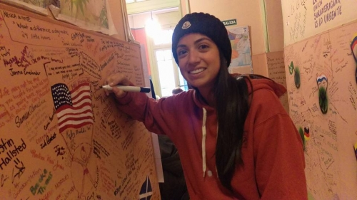 Volunteering with Children in Argentina: Adriana's Experience