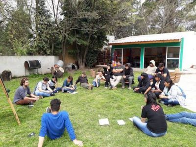 Young Leaders from Pacheco Reflect upon Argentinian History