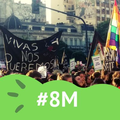 #8M: We keep on fighting