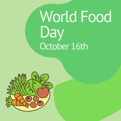 World Food Day: Rethinking Alimentation