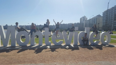 Our Weekend in Montevideo!