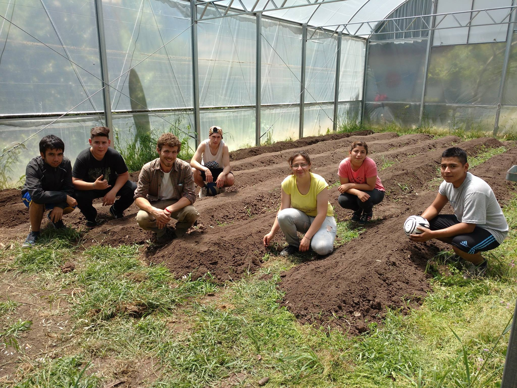 Pacheco Project: Gardening as a Profession
