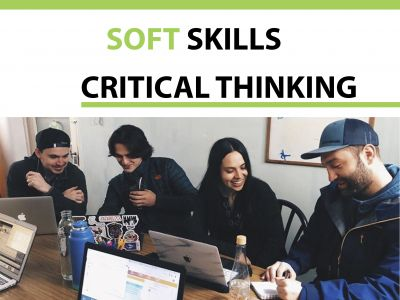 Soft Skills Certificate Critical Thinking