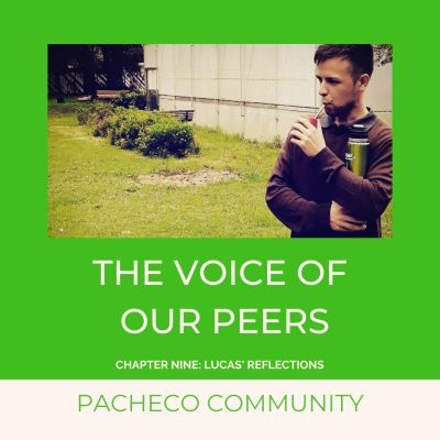 THE VOICE OF OUR PEERS: CHAPTER NINE