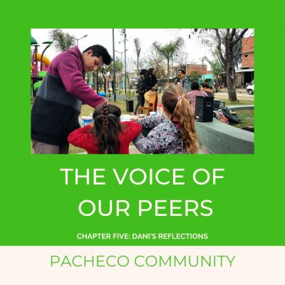 THE VOICE OF OUR PEERS: CHAPTER FIVE