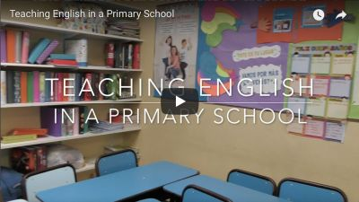 Volunteer Abroad Teaching English in Primary School