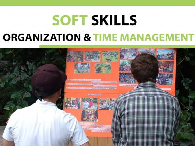 Soft Skills Certificate Organization & Time Management
