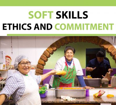 Soft Skills Certificate Ethics and Commitment