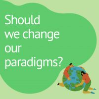 Should we change our paradigms?
