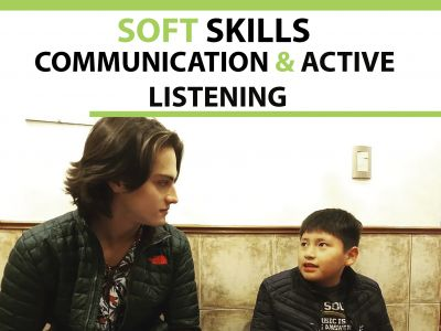 Soft Skills Certificate Communication and Active Listening