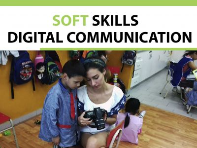 Soft Skills Certificate Digital Communication