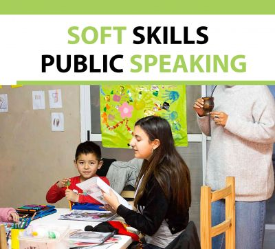 Soft Skills Certificate Public speaking