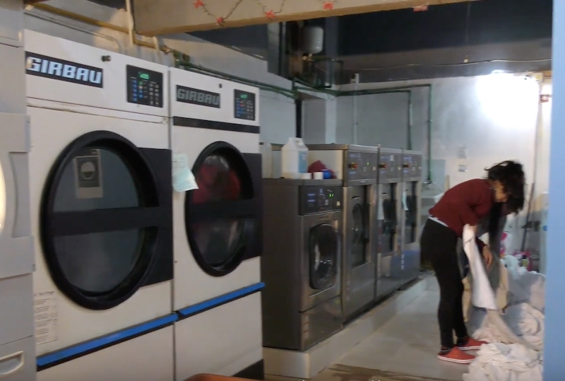 The laundry cooperative – A functioning social economy